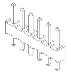 Schematic photo of 2.5SB Header