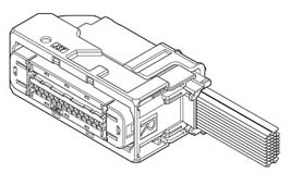 Schematic photo of ASG Connector