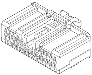 Schematic photo of ATLC Connector