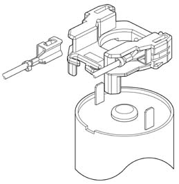 Schematic photo of BIC Connector