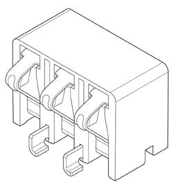 Schematic photo of BTT Connector CM type