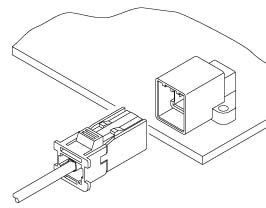 Schematic photo of CN Connector (For automotive)