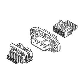 Schematic photo of EVZ2 Connector