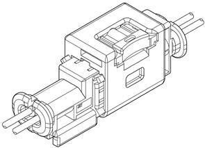 Schematic photo of FAB Connector