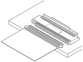 Schematic photo of FGEM Connector