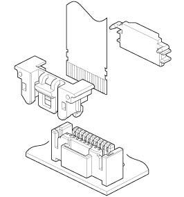 Schematic photo of FOX Connector