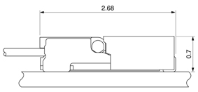 Schematic photo of FVXL Connector