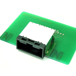 Close up image of HIE Connector