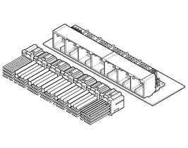 Schematic photo of HIT Connector