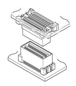 Schematic photo of HTB Connector