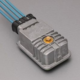 Close up image of HVGT Connector