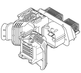 Schematic photo of JIA Connector