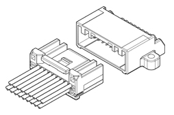 Schematic photo of MEC Connector