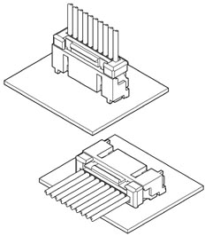 Schematic photo of PBV Connector