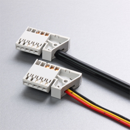 Close up image of PFW Connector