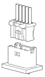 Schematic photo of PLI Connector