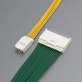 Close up image of PNI Connector (High box type)