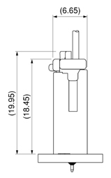 Schematic photo of PNI Connector (High box type)
