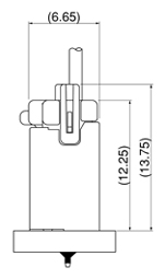 Schematic photo of PNI Connector