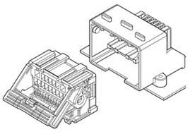 Schematic photo of RAD Connector