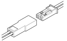 Schematic photo of RCY Connector