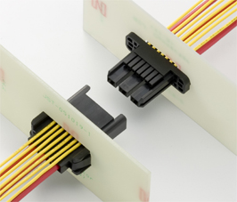 Close up image of RIY Connector