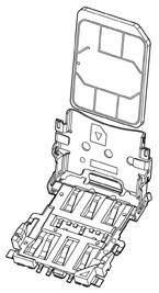 Schematic photo of SCZW Connector