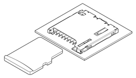 Schematic photo of SDHL Connector