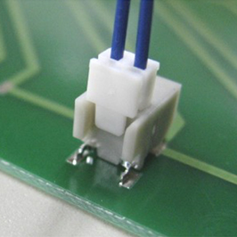 Close up image of SFV Connector