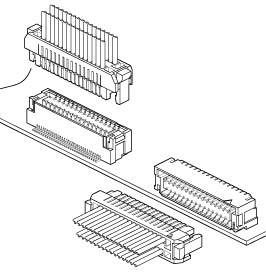 Schematic photo of SHLV Connector