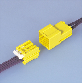 Close up image of SNA Connector