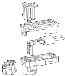 Schematic photo of SQSK Connector