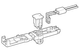 Schematic photo of SQS Connector