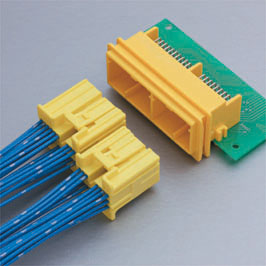 Close up image of TRZ Connector