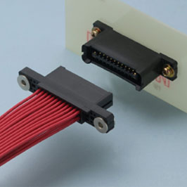 Close up image of TSF connector