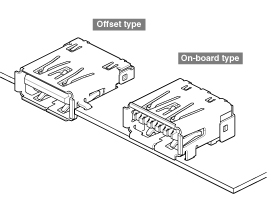 Schematic photo of UB3 Connector