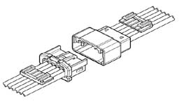 Schematic photo of XMA Connector