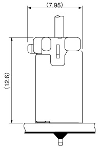 Schematic photo of XNI Connector