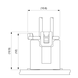 Schematic photo of ZND Connector