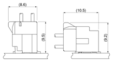 Schematic photo of ZPD Connector
