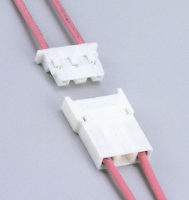 Close up image of BHM connector (4.0mm pitch, W to W)