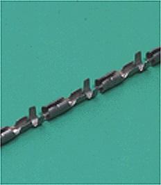 Close up image of Bullet terminal Nominal 4.0mm dia. female