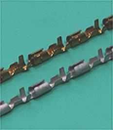 Close up image of Bullet terminal Nominal 5.0mm dia. female