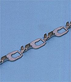 Close up image of Fork tongue terminal (Locking type)