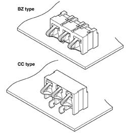 Schematic photo of BTT Connector