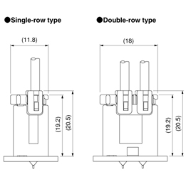 Schematic photo of HYV Connector