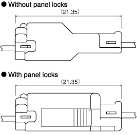 Schematic photo of PNI Connector (W to W)