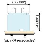 Schematic photo of KRW Connector