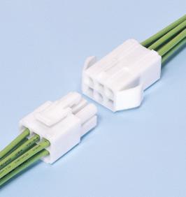 Close up image of EL Connector