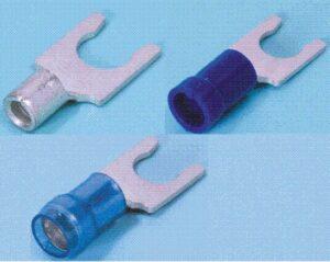 Close up image of Spade tongue terminal (LS-type)